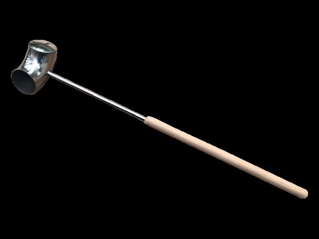 Pirts kauss (nerūsējošais tērauds)