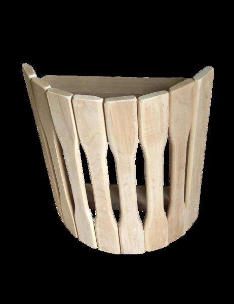 Aizsargreste pirts lampai (stūra; melnalksnis)