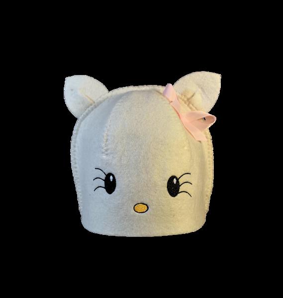 """Pirts cepure bērniem """"Kaķis"""""""