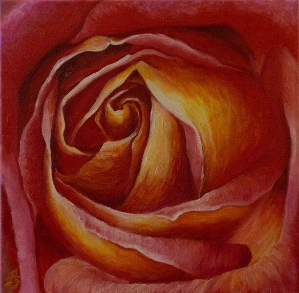 """Glezna """"Mīlestības prieks"""""""