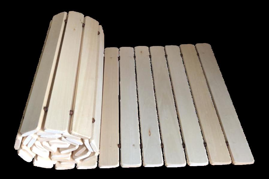 Koka reste pirtij (0,45 x 1,5 m)