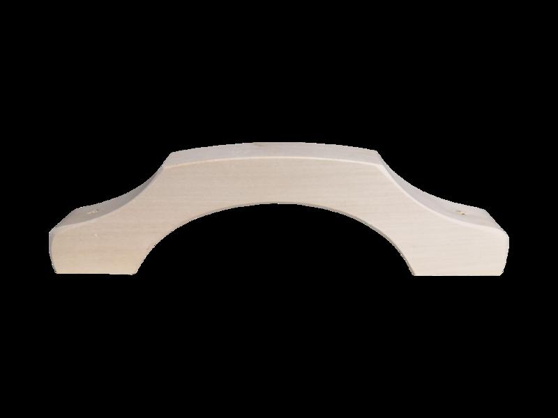 Koka rokturis (232х65х32 mm; liepa)