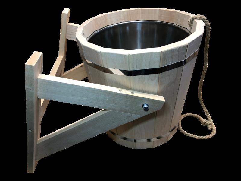 Krievu duša ar nerūsējošā tērauda ieliktni (15 l)