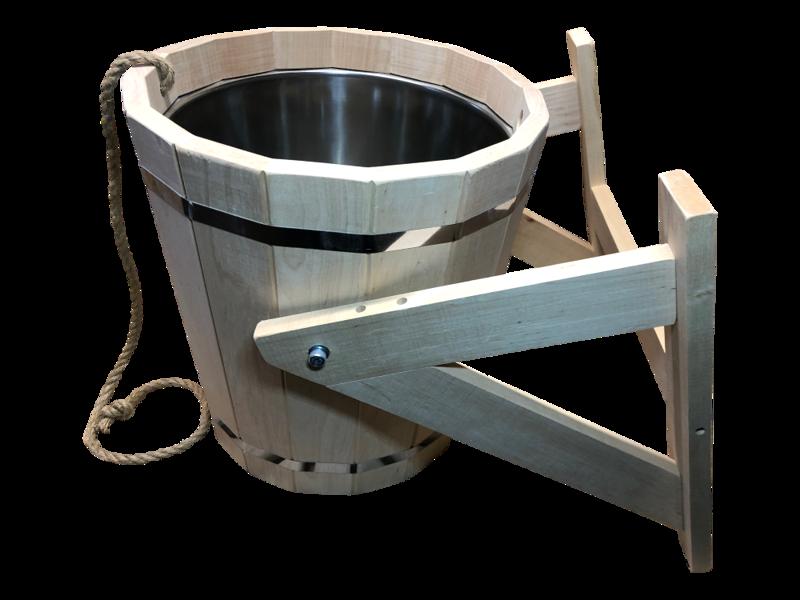 Krievu duša ar nerūsējošā tērauda ieliktni (10 l)