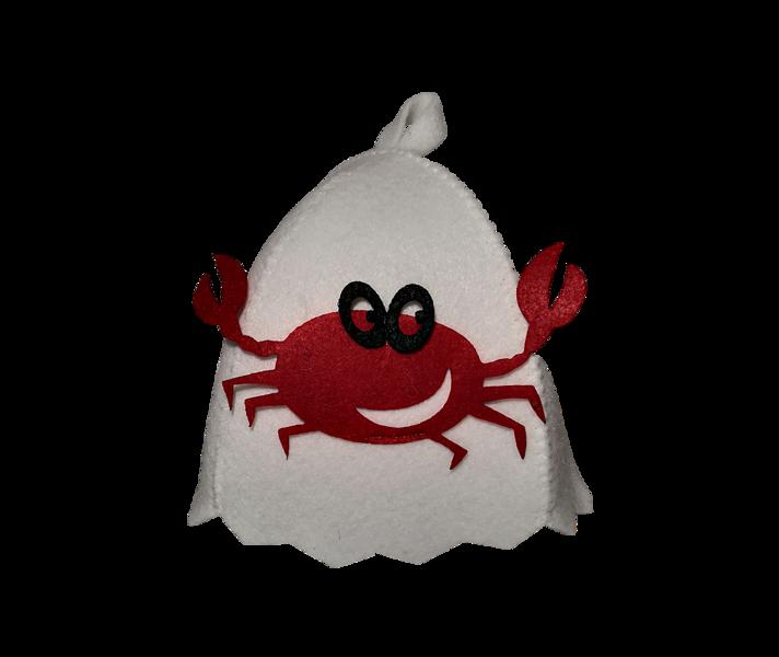 """Pirts cepure bērniem """"Krabis"""""""