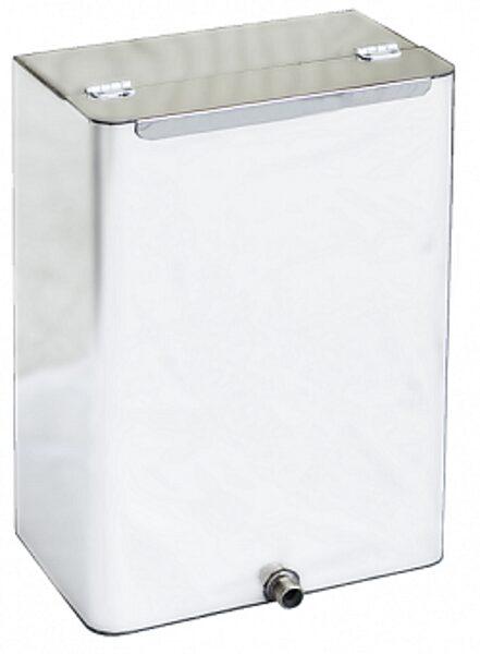 Pirts ūdens tvertne (35 l; nerūsējošais tērauds)