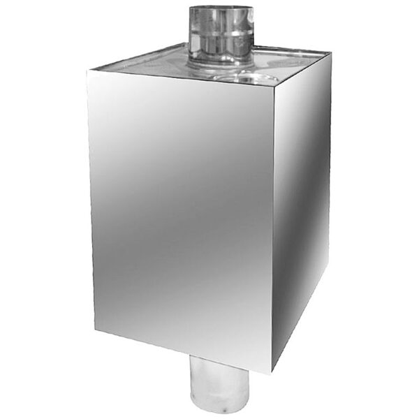 Pirts krāsns ūdens tvertne (40 l; 115 mm)